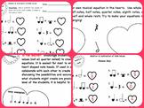 Music: Heart Beat Music Math Worksheet