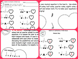 Music: Heart Beat Music Math Worksheet