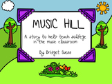 Music Hill Storybook