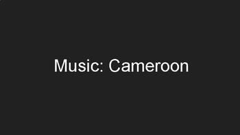 Music History: Cameroon