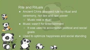 Music History: China