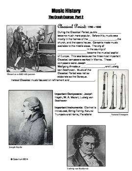 Music History Crash Course