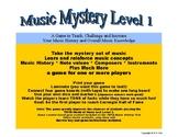 Music History Game