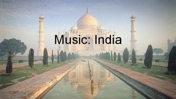 Music History: India