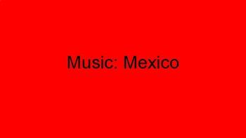 Music History: Mexico