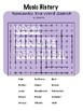 Music History Romantic Music Word Search