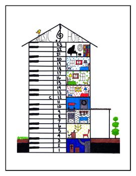 Music Hotel Game