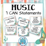 """Music """"I CAN"""" Statements - Ginger & Waves"""