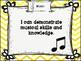 Music I Can Statements - Alberta