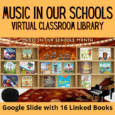 Music In Our Schools Month March Virtual Classroom Library