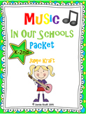 Music In Our Schools Packet
