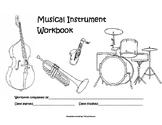 Music Instruments Wookbook
