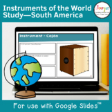 Music Instruments from Around the World | South America