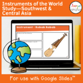 Music Instruments from Around the World | Southwest and Ce