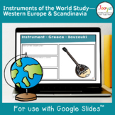 Music Instruments from Around the World | Western Europe a