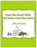 Music Integrated Literacy Lesson: Feel the Beat with Tortoise and the Hare