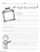Music Integration for the Classroom/Researching Artists