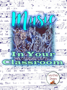 Music Integration in Your Classroom