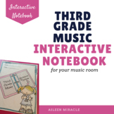 Music Interactive Notebook {Third Grade}