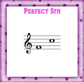 Music Intervals Power Point