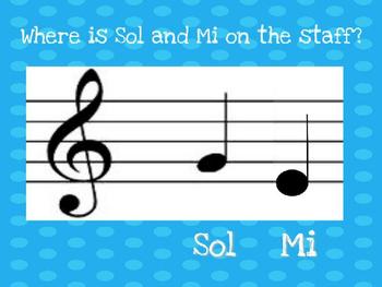 Beginner Solfege Songs & Activities