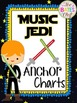 Music Jedi Classroom Decor Bundle