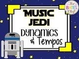 Music Jedi Dynamics & Tempos
