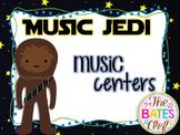 Music Jedi:  Music Centers