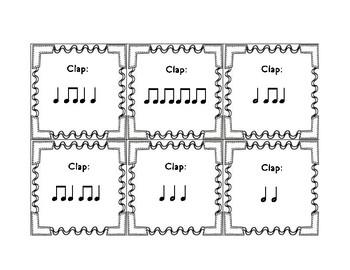 Music Jenga