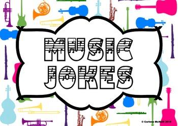 Music Jokes and Funnies