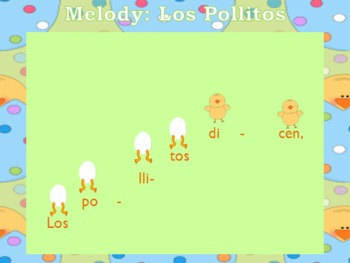 Music K-3 Lesson Plan: Ballet of the Unhatched Chicks with Los Pollitos