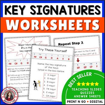 Music: Keys and Key Signatures Explained