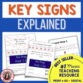 Music Theory: Keys and Key Signatures Explained