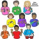 Music Clip Art Kids: Percussion Instrument Clip Art