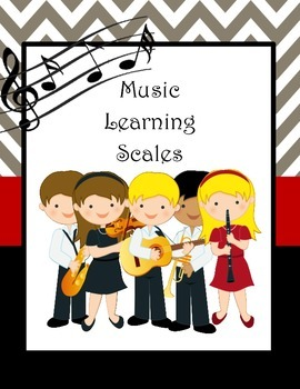 Music Learning Scales
