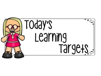 Music Learning Target Signs