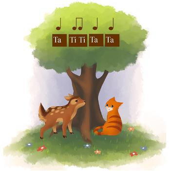 Music Learning Video for Young Children: prek-2nd grade
