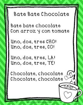 Music Lesson: Bate Bate Chocolate
