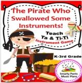 Music Games {Teach Ta & Ti-Ti}