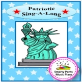 Patriotic Music Sing-A-Long