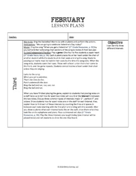 Third Grade Music Lessons (Elementary Music Lesson Plans for Third Grade)