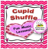 Music Lesson Cupid Shuffle
