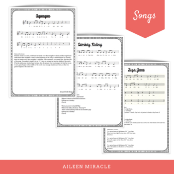 Music Lesson Plans for Fifth Grade, First Semester {Growing Bundle}