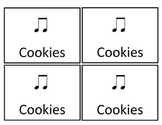 Music Lesson for The Cow Loves Cookies book by Karma Wilson