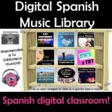 Spanish Music Library - Popular Songs, Dance Music, Cultur