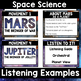 """Music Listening Unit: Holst """"The Planets""""- Science/SS Connections"""