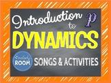 ELEMENTS OF MUSIC: Dynamics