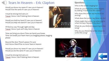Music Lyric Comprehension
