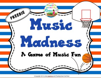 Music Madness (Inspired by Basketball March Madness)