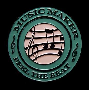 Music Maker Medal